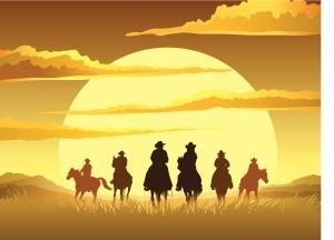 Cowboy Landscape